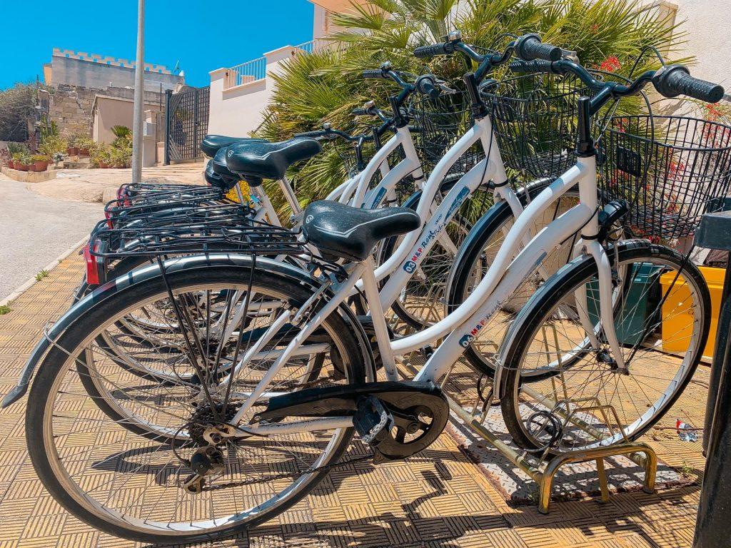 Selinunte noleggio bici